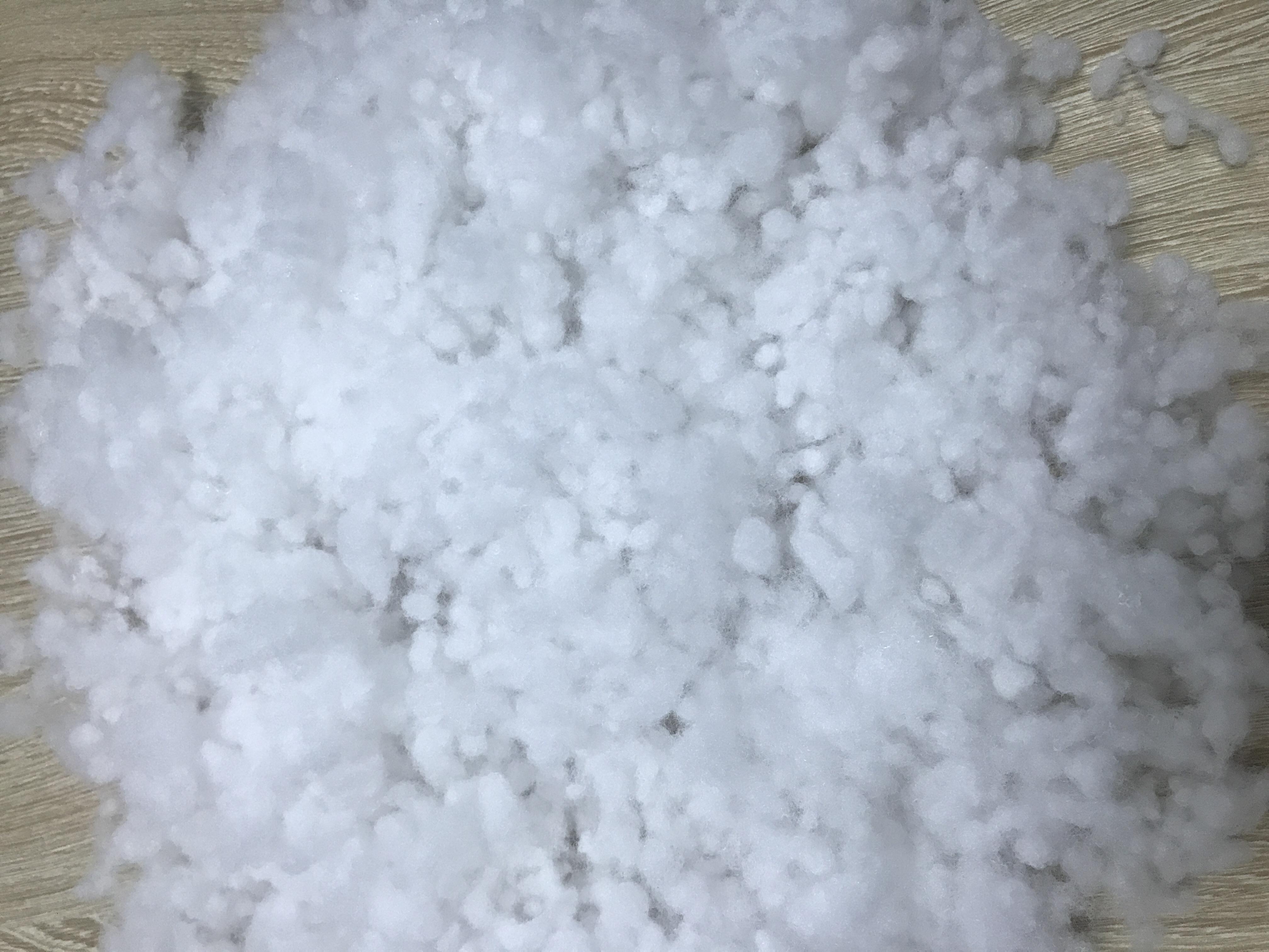 Bông tạo hạt loại trân châu (Gòn bi trân châu)